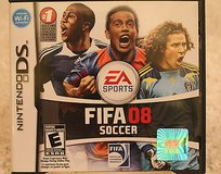 Nintendo DS EA Sports FIFA 08 Soccer Game in Joliet, Illinois