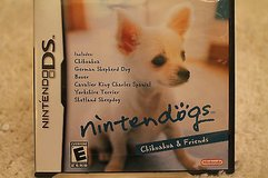 NintenDogs: Chihuahua & Friends (Nintendo DS, 2005) in Joliet, Illinois