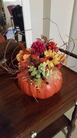 Fall Floral Arrangement - Great for Halloween and Thanksgiving in Chicago, Illinois