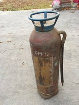 ANTIQUE FIRE EXTINGUISHER in Byron, Georgia