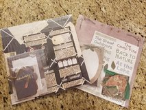 scrapbooking kit - travel - two themes - world travel and outdoor travel in Bartlett, Illinois