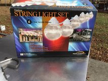 STRING LIGHT SET - GREAT FOR CAMPERS in Warner Robins, Georgia