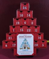 Starbucks Christmas Tree Advent Calendar 2007 w Protector in Wheaton, Illinois