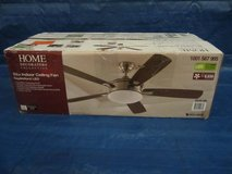Daylesford 52 in. LED Brushed Nickel Ceiling Fan in Glendale Heights, Illinois