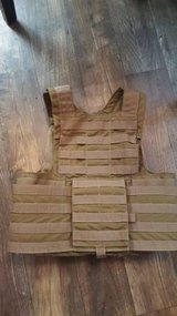 Eagle Industries combat vest (s) in Camp Pendleton, California