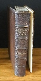 Longfellow's Poetical Works of Henry Wadsworth Longfellow w/Illustrations 1894 in Batavia, Illinois