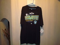 Milwaukee Brewers NL CENTRAL DIVISION CHAMPIONS 2011 Baseball T-Shirt in Brookfield, Wisconsin