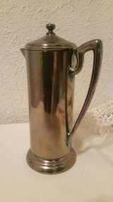 Vintage rare Silverplated tea/coffee pot in Vista, California