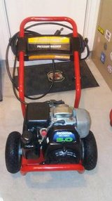 2450 PSI Gas Powered Pressure Washer in Beaufort, South Carolina