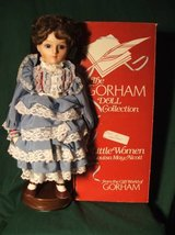 Jo  Little Women Gorham porcelain Doll Little Women in Batavia, Illinois
