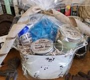 Christmas Spa Gift Baskets in San Diego, California