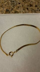 New gold tone bracelet for ladies in Vista, California