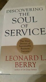 Discovering the Soul of Service book in Temecula, California