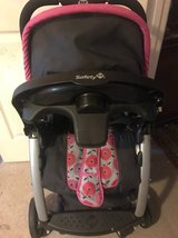 Safety 1st Pink/Black Stroller in Byron, Georgia