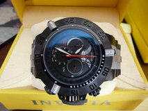 Invicta 0805 Mens Subaqua Noma III Swiss Chrono S/S Watch in Buckley AFB, Colorado