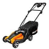 "WORX WG775 14"" Cordless Electric-Powered Lawn Mower - NEW! in Naperville, Illinois"