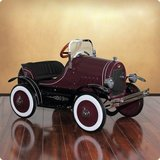 NEW Model T Roadster Deluxe Pedal Car Pressed Steel Working Headl in Fort Drum, New York