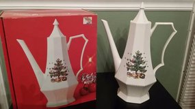 Nikko Christmastime Coffee Pot in Naperville, Illinois