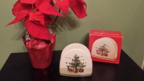 Nikko Christmastime Napkin Holder in Naperville, Illinois