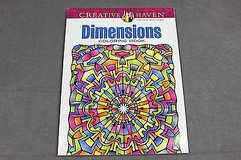 adult coloring book dimensions creative haven in Kingwood, Texas