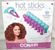 NEW! Conair Hot Sticks Flexible Hot Rollers in Fort Lewis, Washington