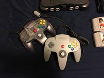 Huge Nintendo 64 Lot in Camp Lejeune, North Carolina