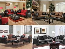 *~*5pc. Living Room Special*~* Sofa/Love Seat w/ 3pc. Coffee Table Set in Virginia Beach, Virginia