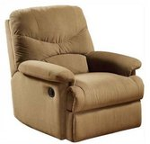 ACME Ava Recliner (Light Brown) - NEW! in Chicago, Illinois