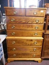 Vintage Highboy Dresser in Elgin, Illinois