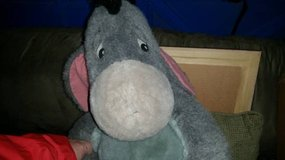 Stuffed Toy Eeyore with Velcro Tail in Travis AFB, California