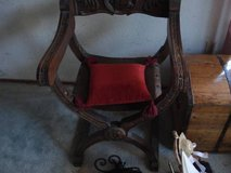 OLD VICTORIAN CHAIR in Travis AFB, California