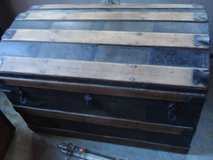 LARGE OLD TRAVEL TRUNK in Vacaville, California