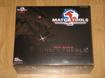 CRAIG TREBLE 1:9 Die Cast Suzuki NHRA Drag Bike 2004 MATCO Tools Collectible in Camp Pendleton, California