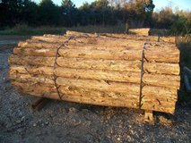 Cedar Fence Posts for sale (Excellent Quality) in Beaumont, Texas
