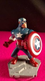 Captain America Disney Infinity Character 1000100 (T=4) in Fort Campbell, Kentucky