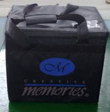 Creative Memories  Tote with Hanging File Folders and Zipper Lid in Glendale Heights, Illinois