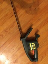 "Black and decker  16"" electric hedge trimmers in Lockport, Illinois"