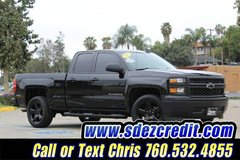 2015 Chevrolet Silverado 1500 V6 LS Black in Camp Pendleton, California