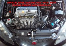 2k0a2 k20z1 k20zr engine rebuilds parts and labor rsx type s civic SI in Lake Elsinore, California