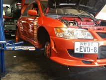 LANCER EVOLUTION NEW MITSUBISHI EGNINE REPLACEMENTS 4G63 in Lake Elsinore, California