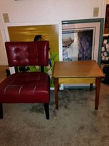 End Table Made In USA in Roseville, California