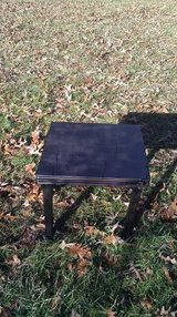 small antique wooden folding table in Fort Knox, Kentucky