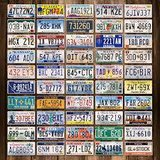 looking for state license plates in Fort Knox, Kentucky