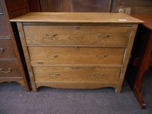 Quartersawn Oak Chest in Aurora, Illinois