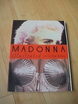 1992; madonna illustratedt; by tim riley great photos! 112 pages in Plainfield, Illinois