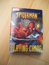 2003 marvel spiderman playing cards bicycle complete excellent spider man nm in Bolingbrook, Illinois