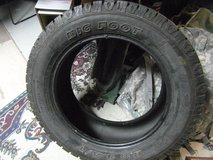 big foot all terrain 275/55r20 car / truck tire 30% of tread left pickup 31781 in Fort Carson, Colorado