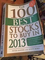 the 100 best stocks to buy in 2013 by peter sander and scott bobo (2012, paperb… in 29 Palms, California