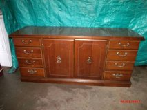 """Dresser/Armoire $135 """"The Back Forty"""", Adel in Moody AFB, Georgia"""