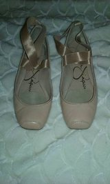 Pink Ballet Shoes in Spring, Texas